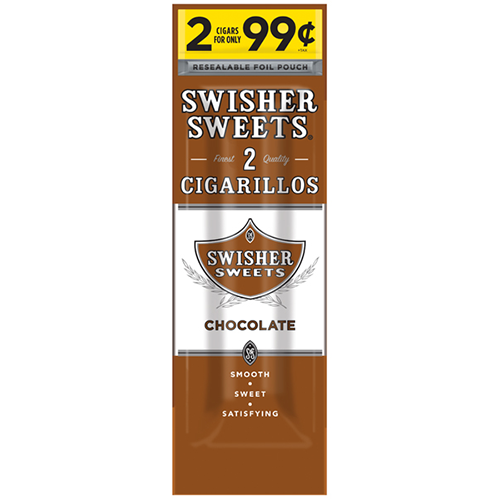 swisher sweets chocolate blend