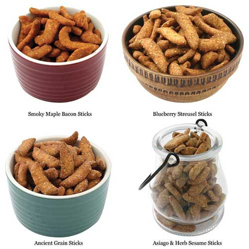 TH Foods snack mix-ins
