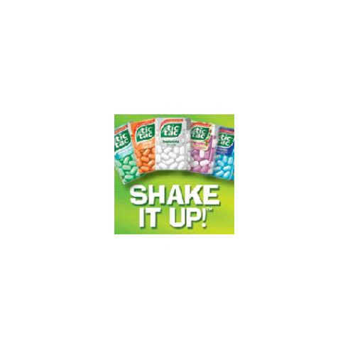 tic tac shake it up