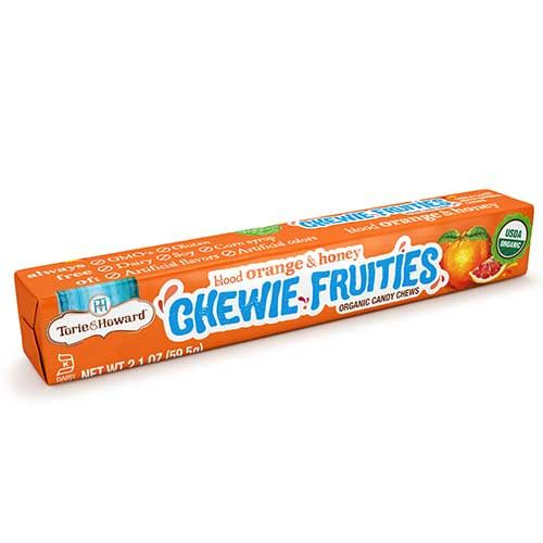 Torie & Howard Organic Chewie Fruities stick pack