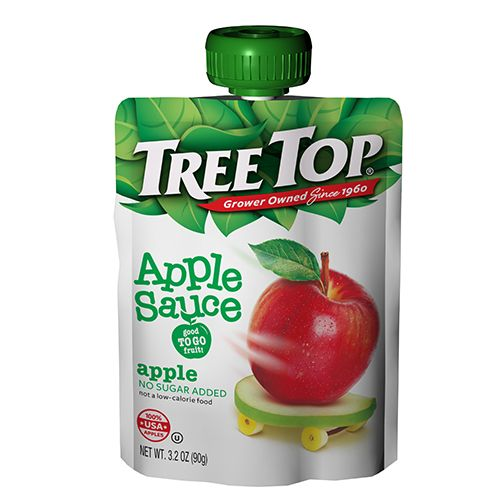 tree top fruit pouches