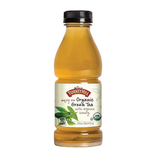 turkey hill organic green tea