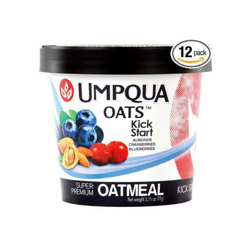 umpqua oats kick start oatmeal