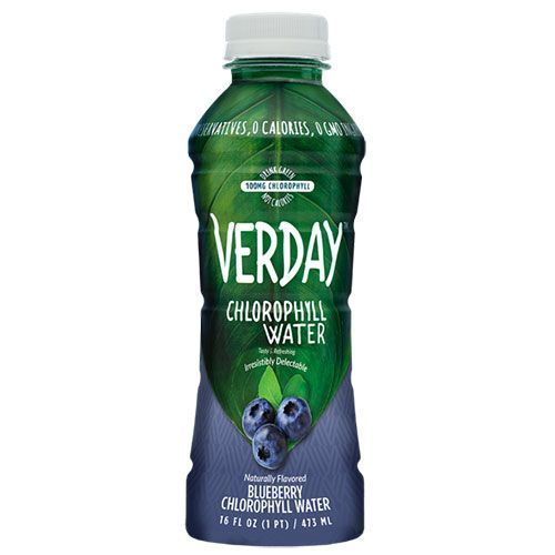 Verday Blueberry Chlorophyll Water