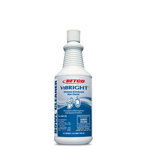 vibright thickened disinfectant bowl cleaner