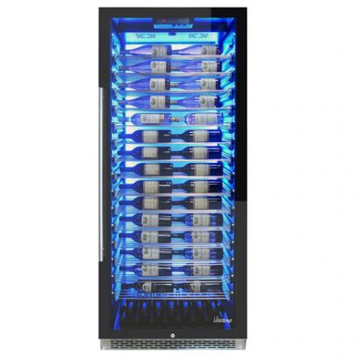 Vinotemp Private Reserve Series 300-Bottle Commercial Wine Cooler