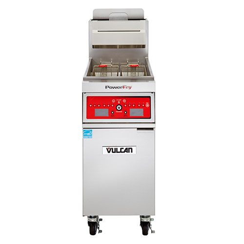vulcan power fry 5 fryer