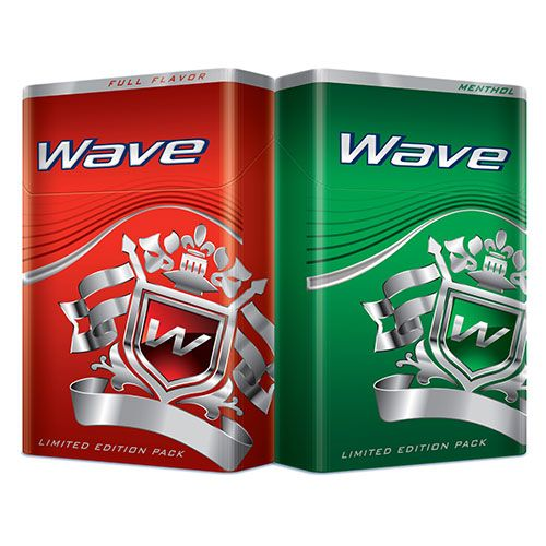 wave limited edition pack