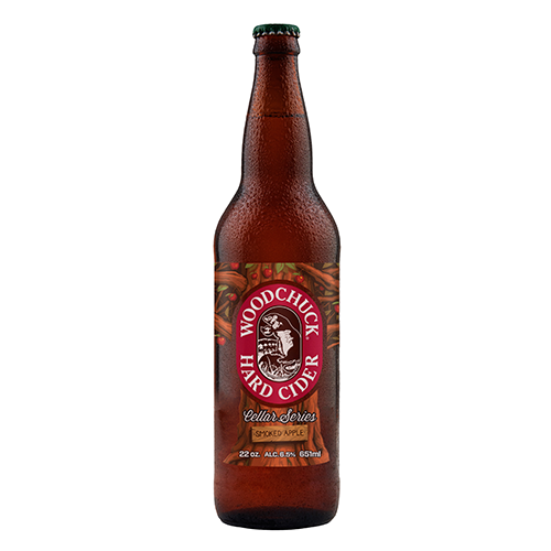 woodchuck hard cider bottle