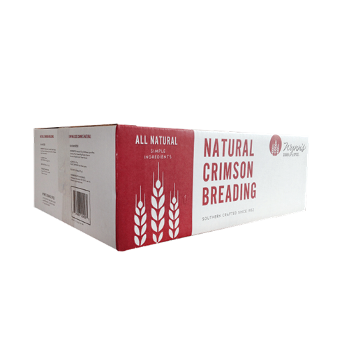 wynns natural crimson breading