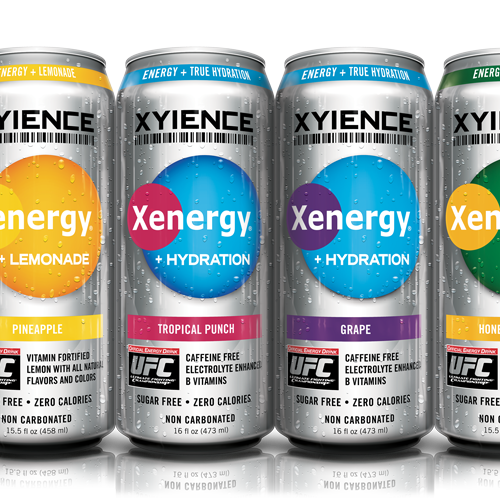 xyience xenergy hydration