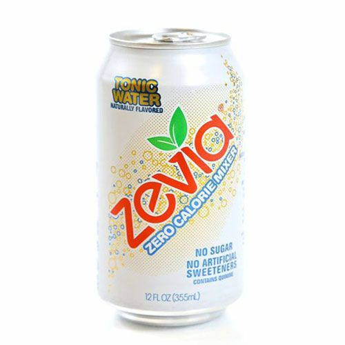 soft drinks with stevia