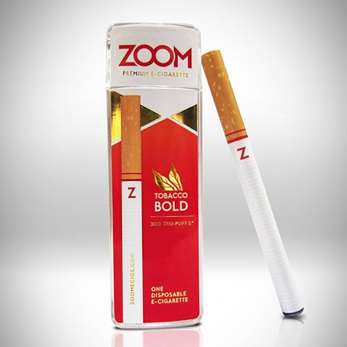 zoom electronic cigarette
