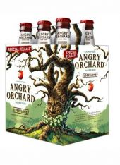 angry orchard elderflower hard cider
