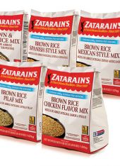 zatarains brown rice mixes