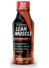 lean muscle protein shake