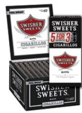 swisher black cigarillos