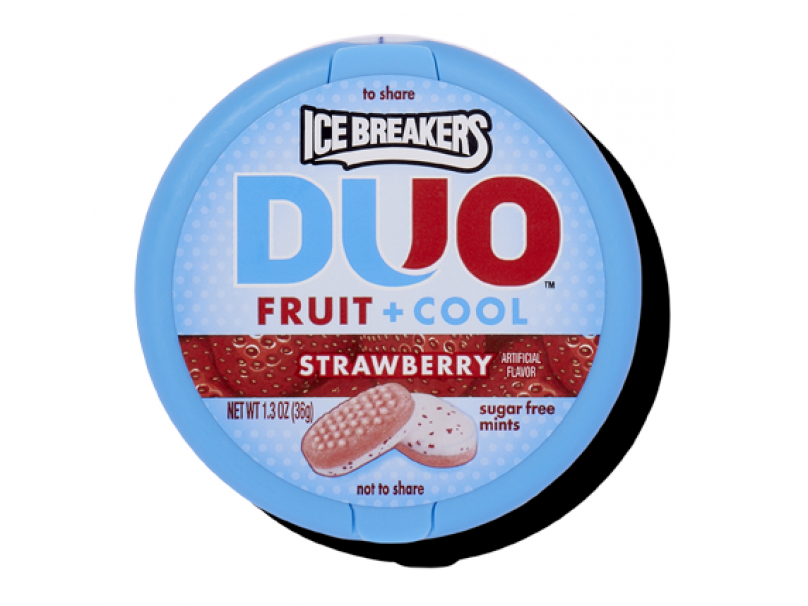 Ice Breakers Duo Breath Freshener