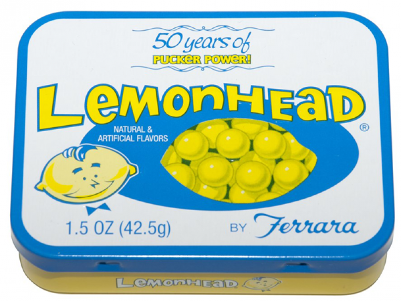 Ferrara Candy Co Lemonhead