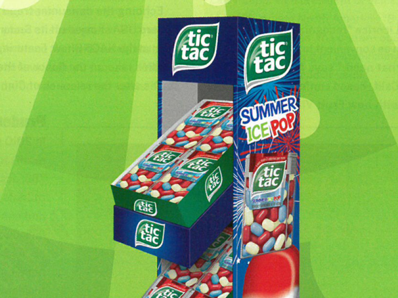 Tic Tac Displays, Ferrero U.S.A. Inc.