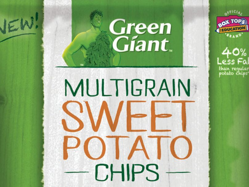 General Mills Green Giant Chips