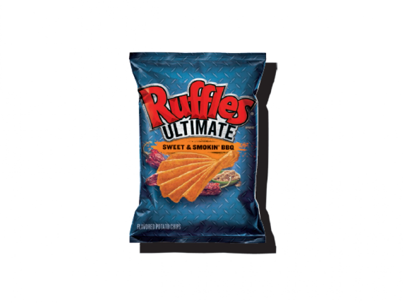 Ruffles Ultimate Potato Chips