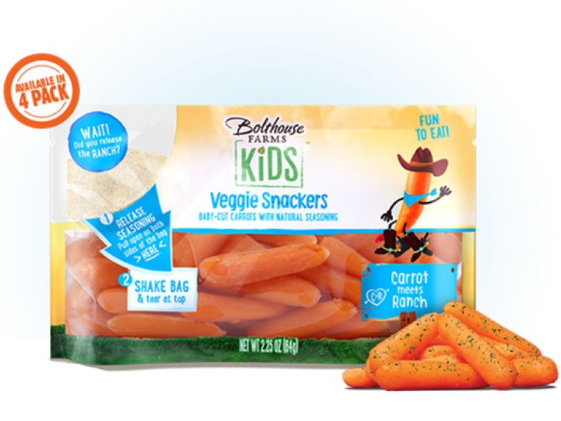 Bolthouse Farms Kids Snacks
