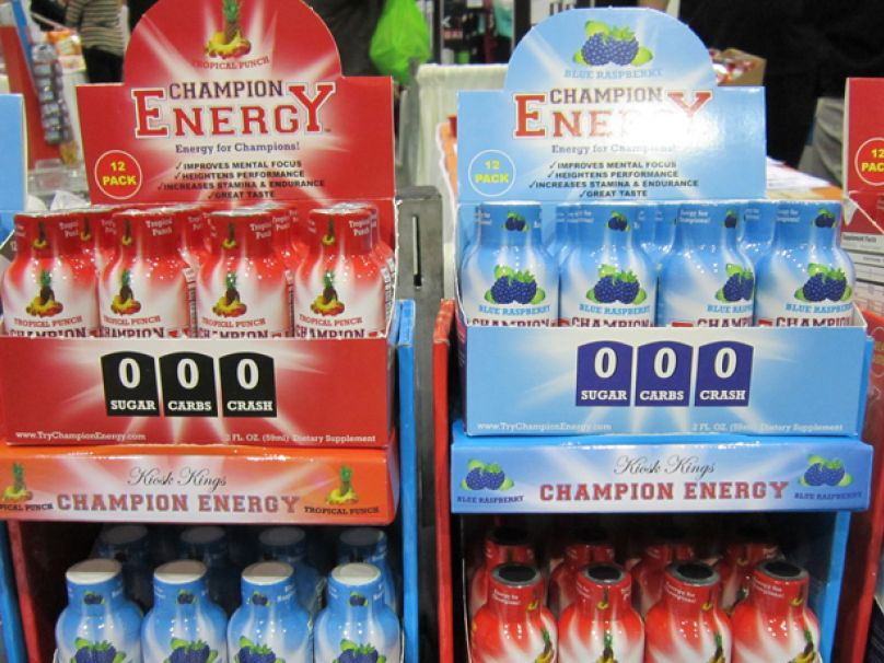 Champion Energy Shots