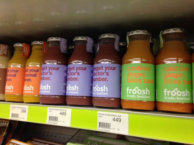 Iceland Juices