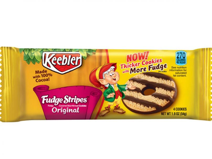 Keebler Fudge Stripes