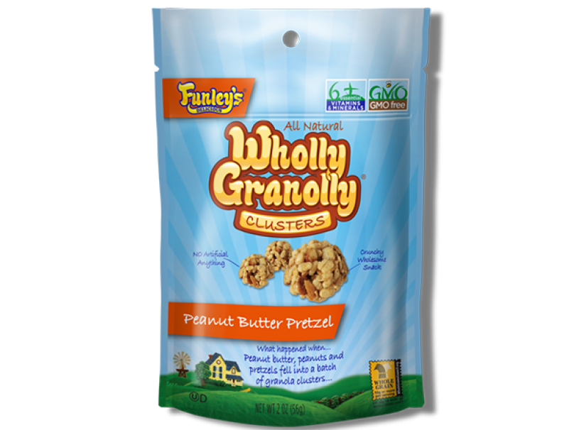 Funley's Delicious Wholly Granolly