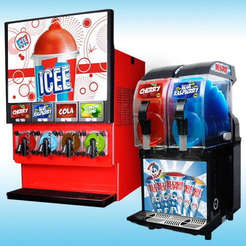 Icee Flavor Rollouts Cs Products