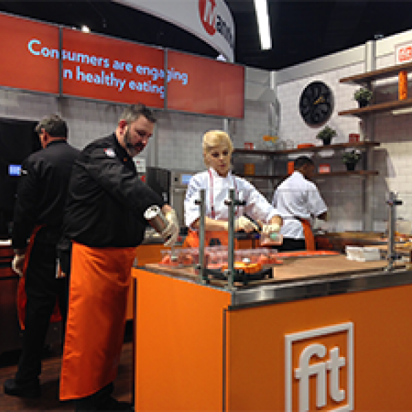 Manitowoc fit Kitchen at NAFEM