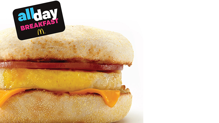 McDonald's All-Day Breakfast