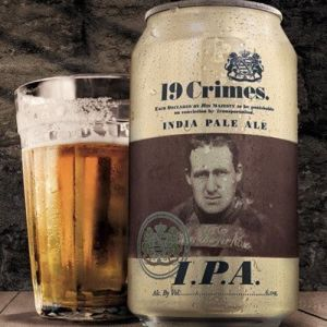 19 crimes craft beer