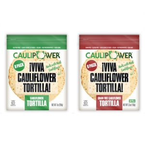 caulipower cauliflower tortilla