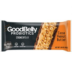 general mills good belly cocoa peanut butter bar