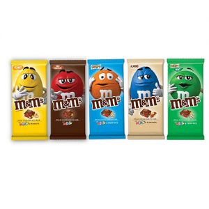 mars m&ms chocolate bars