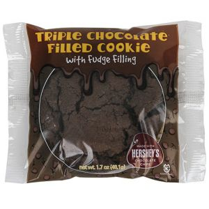 richs triple chocolate filled cookie