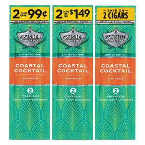 swisher coastal cocktail