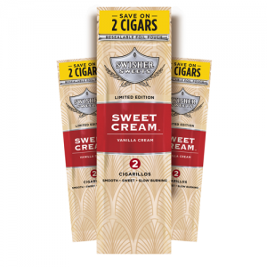 swisher sweets sweet cream