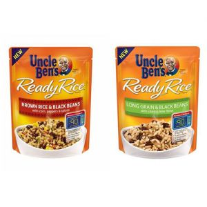 uncle bens ready to heat rice and beans