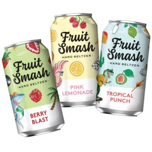 Fruit Smash Hard Seltzer