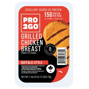 Pro2Go Grilled Chicken Breast Skewers