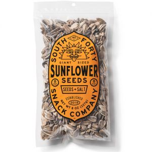 South 40 Snacks sunflower seeds