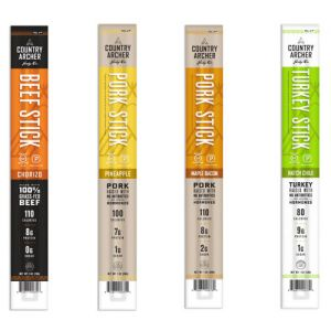 country archer clean meat sticks