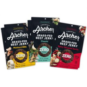 Country Archer Zero Sugar Beef Jerky