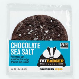 fat badger cookie chocolate sea salt
