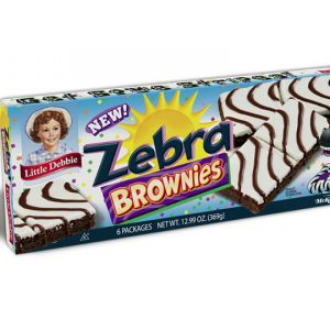 little debbie zebra brownies