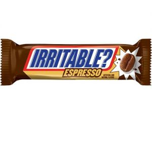 mars snickers irritable